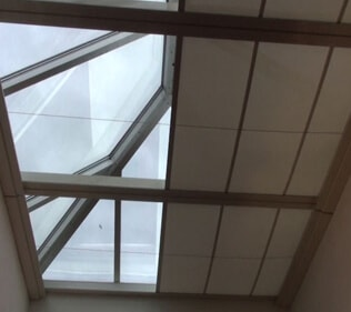 Motorized Skylight Shades