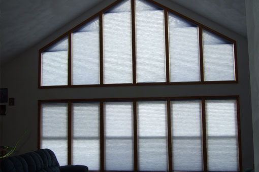 Window Treatments For Skylights Diy Scheibengardine Wei