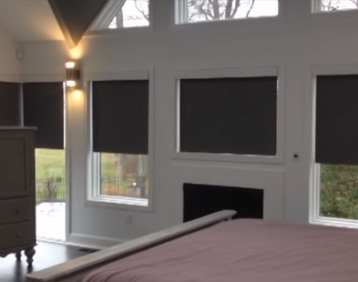 Blackout Roller Shades