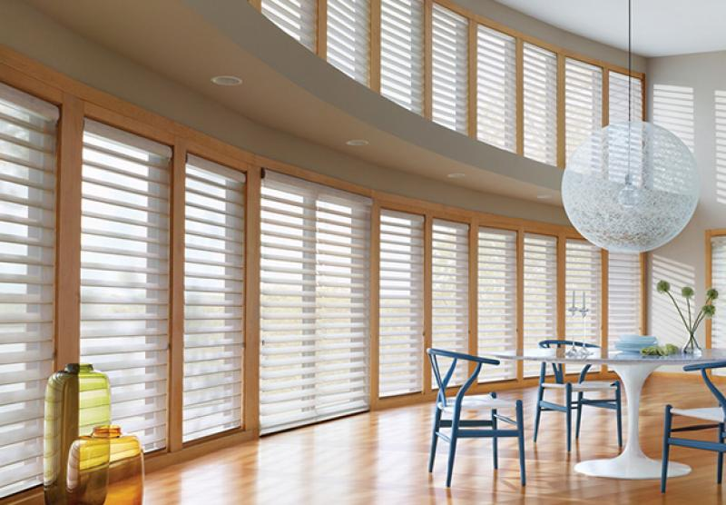 Hunter Douglas Window Treatments Red Star Paint