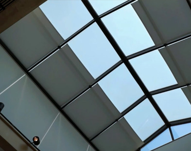 Museum Skylight Shade